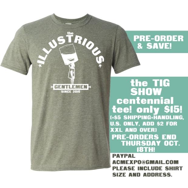 centennial shirt order